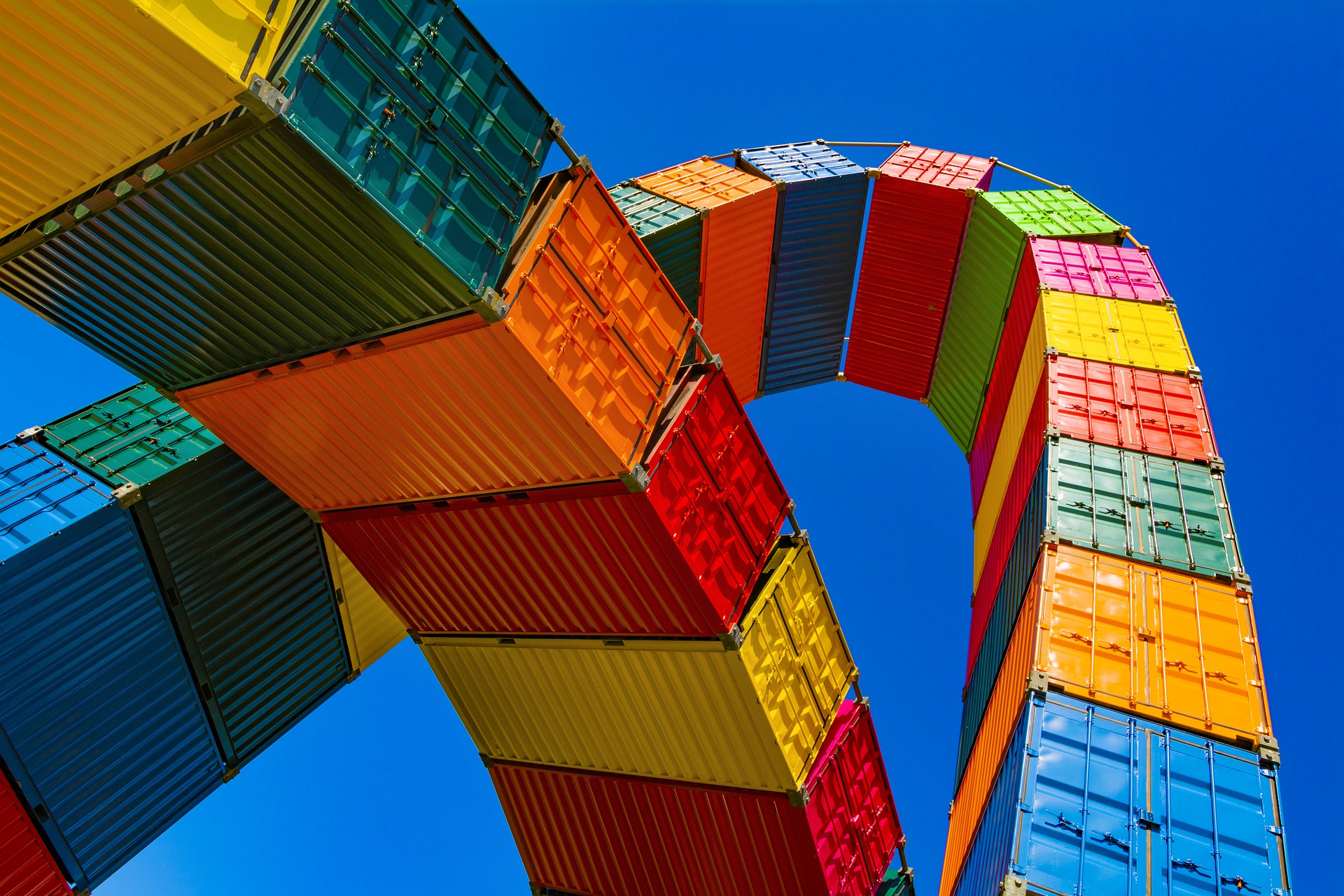 container by Valdas Miskinis from Pixabay